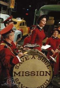Jean Simmons in Guys and Dolls