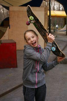 Maria @ Skatepark Jutrzenka