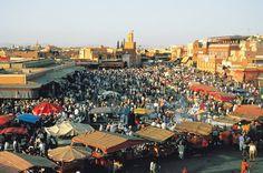 Djemma El Fnaa, Marrakech - BEEN THERE!!!