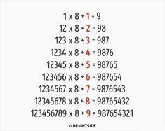 Nine math tricks we weren't taught at school