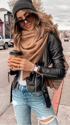 Cute And Casual Fall Outfit Ideas ! niedliche und lässige herbst-outfit-ideen Cute And Casual Fall Outfit Ideas ! Casual Winter Outfits, Winter Fashion Outfits, Casual Fall Outfits, Look Fashion, Autumn Fashion, Women's Casual, Summer Outfits, Fashion Dresses, Denim Outfits
