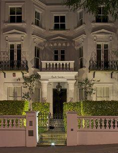 Cigno Fixed on Paul Smith Westbourne House - London - www.bernardisrl.net