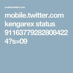 mobile.twitter.com kengarex status 911637792828084224?s=09