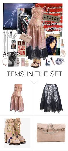 """Power of Pastel"" by billiej-712 ❤ liked on Polyvore featuring art"
