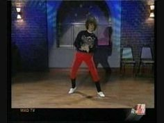 Madtv- Lorraine Dancing!