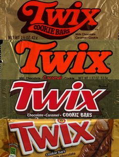 See how your favorite candy bar wrappers evolved over the decades Retro Chocolate Bars, Chocolate Bar Wrappers, Chocolate Packaging, Old Sweets, Retro Sweets, Sweet Wrappers, Candy Bar Wrappers, Vintage Candy Bars, Retro Candy