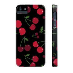 Cherry Passion Phone Case