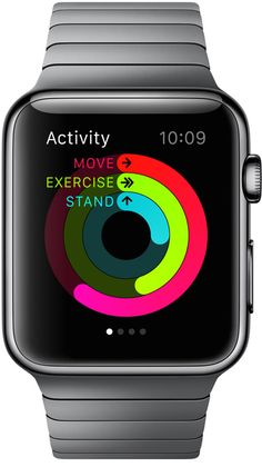 Apple watch_42mm Space Black Stainless Steel with Link Bracelet