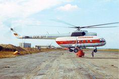 Interflug Mil Mi-8