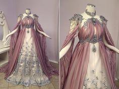 Мода 19 века,Платье, бал