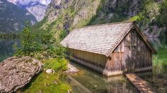 Lake Obersee - Lake Obersee - Bavaria