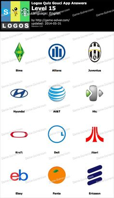Logos Quiz Gouci App Level 15