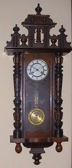 antique wall clocks amazon for sale on ebay clock circa key wind collectors price guide