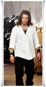 Christian Kane from the tv show Leverage