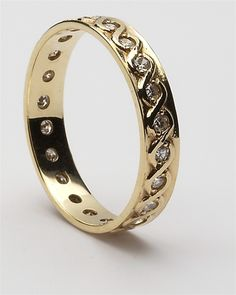 Ladies Celtic Ring