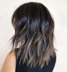 Layered Haircuts For Medium Hair, Layered Haircuts Shoulder Length, Haircut For Thick Hair, Layered Hairstyles, Wedding Hairstyles, Homecoming Hairstyles, Party Hairstyles, Thin Hair, Shoulder Layered Hair