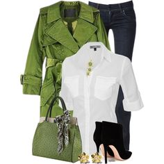 """""""Trench Coat"""" by stephiebees on Polyvore"""