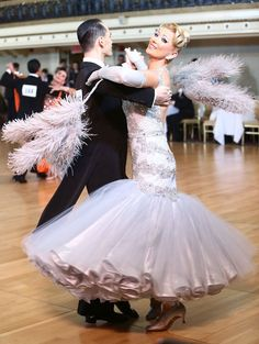 The Viennese Waltz, danced by Charlene Proctor and Michael Choi at the New York Dance Festival 2015.  https://www.facebook.com/photo.php?fbid=10153066765859424