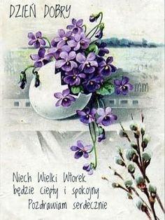 Good Morning, Glass Vase, Easter, Plants, Buen Dia, Bonjour, Easter Activities, Plant, Good Morning Wishes