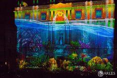 Arles Info » Drôles de Noëls illumine les rues d'Arles