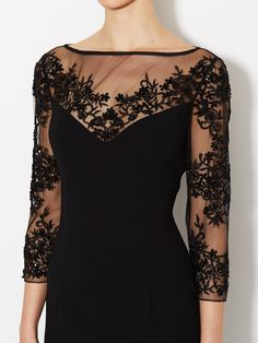 Beaded Sheath Dress from Dress Shop: Special Occasion Dresses on Gilt