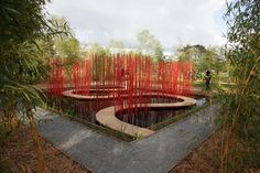 The Red Ribbon Park in China's Qinhuangdao City by Turenscape Landscape Architects - Google Search