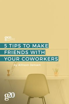 Make with friends coworkers at your job