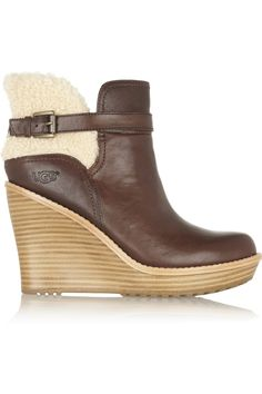 ugg anais ankle boots