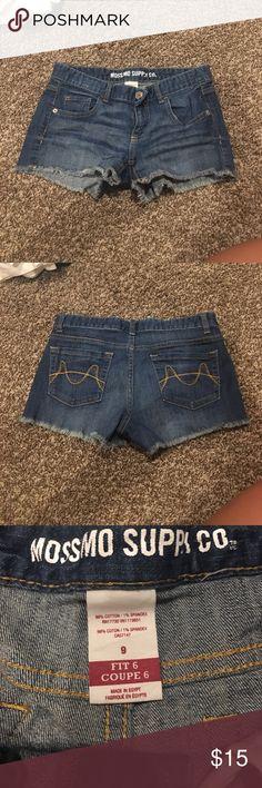 Jean shorts Jean shorts Mossimo Supply Co Shorts Jean Shorts
