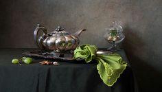 35PHOTO - Елена Татульян - В зеленых тонах