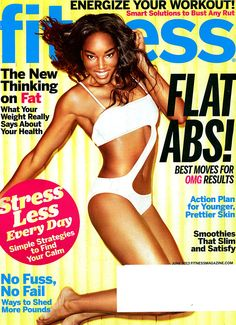 Get the latest on sunscreens in the June 2013 issue of @FITNESS Magazine!