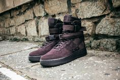 Nike SF-AF1 High (864024-203) Special Field Air Force 1 Velvet e9fc43ac1