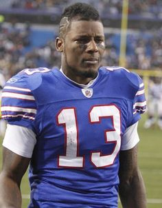 NFL: Stevie Johnson to undergo surgery  Buffalo Bills receiver Stevie Johnson