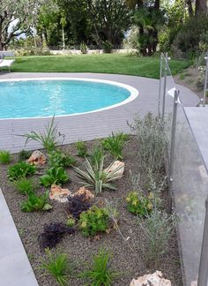 Private pool with wpc decking by Skema Wpc Decking, Outdoor Flooring, Private Pool, Italian Style, Ecology, Swimming Pools, Gallery, Water, Outdoor Decor