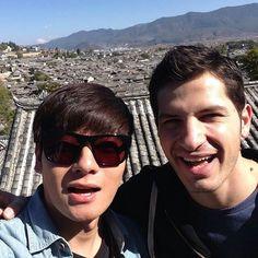 Yuan and Alberto