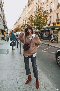 7 looks d'automne pour la semaine