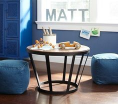 Decorating with Toddlers: 10 Kid-Proof Coffee Tables