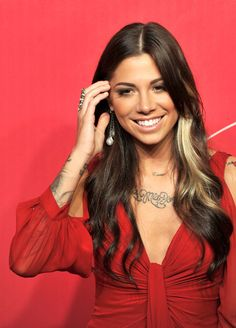 Christina perri photos - 451 of 587 photos: 2012 musicares person of Hair Dye Colors, Hair Color, Blonde Streaks, Peinados Pin Up, Christina Perri, Cute Beauty, Beautiful Gorgeous, Cut And Style, Hair Goals