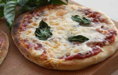 Homemade Pizza Dough - If you have kids, chances are you often have pizza. Mine seemed to have been born loving it.