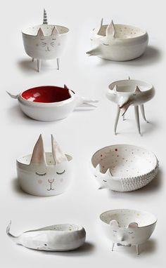 clay-opera bowls