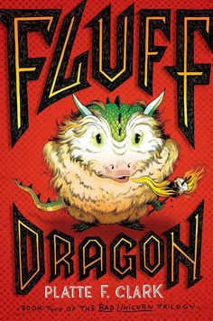 Fluff Dragon Bad Unicorn Reprint