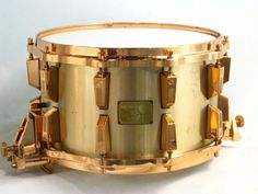 "Sonor Signature Series HLD-590 Bell Bronze 14""×8"""