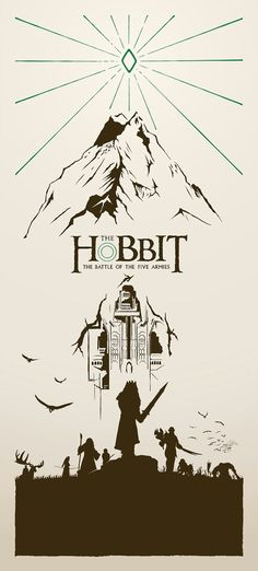 The Hobbit. The battle of the five armies.