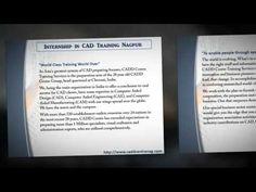 Cadd Centre Nandanvan: Internship in CAD Training Nagpur
