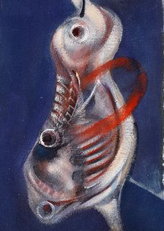 Francis Bacon, Side of Beef, 1978