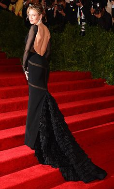 My favorite from the MET Gala....gorgeous Emillio Pucci