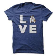 Bulldog Love 2 https://www.sunfrog.com/Pets/Bulldog-Love-2.html?64708