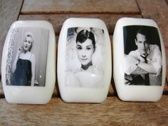 Hollywood stars soaps.