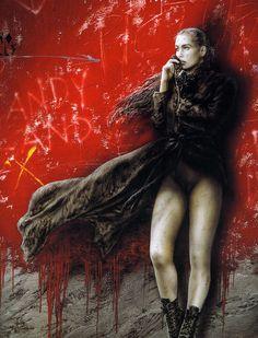 aphrodisiacart:  LUIS ROYO  http://ift.tt/1RirA7P