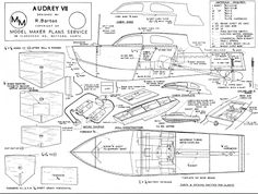 Master Boat Builder with 31 Years of Experience Finally Releases Archive Of 518 Illustrated, Step-By-Step Boat Plans Model Boat Plans, Boat Building Plans, Model Building, The Plan, How To Plan, Wooden Speed Boats, Wooden Boats, Bateau Peche Promenade, Bateau Rc